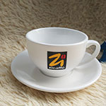 200CC Coffee cup & Saucer