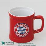 Decal Printing Ceramic Beer Mugs