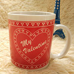 Valentine Ceramic Mugs